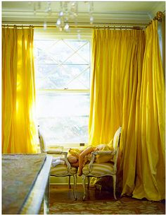 Sunshine. This makes my heart warm. The little girl on the chair, the sunbeams, the curtains, the chandelier.... all LOVE!