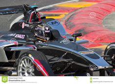 Formula E - Jerome Dambrosio - Dragon Racing Team. Buenos Aires eprix.