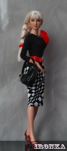 Tonner doll Flirt Fatale Kit | Flickr - Photo Sharing!