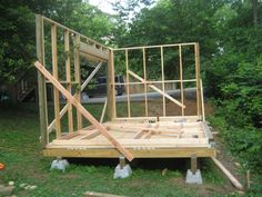 UPDATE! Complete Shed plans are now available. Check out the latest post on diyatlantamodern.wordpress.com here:  I just completed the first phase of my shed project. I found inspiration, t…