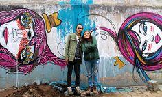 Bolh and Toofly Ecuador Graffiti
