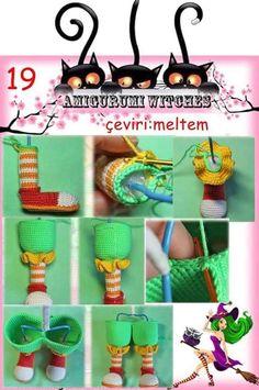 Crochet Necklace, Jewelry, Amigurumi, Jewlery, Crochet Collar, Bijoux, Jewerly, Jewelery, Jewels