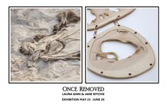 "Laura Ginn and Jane Ritchie ""Once Removed"" at the Selden Gallery May 23 - June 20th! https://www.facebook.com/events/246198112252375/?ref=ts&fref=ts"