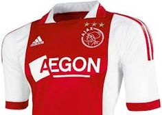 Aegon is de sponsor van Ajax