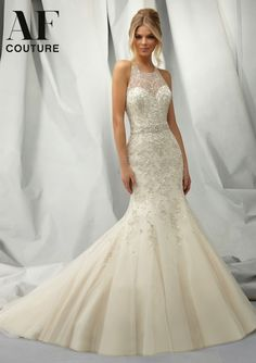 AF Couture by Mori Lee Fall 2014 Bridal Collection   bellethemagazine.com