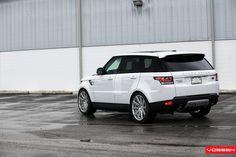Range Rover Sport Supercharged - CV4   Flickr - Photo Sharing!