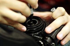 How to Properly Clean Your dSLR Camera Lens..
