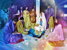 """""""Nativity"""" - CelloArnour"""