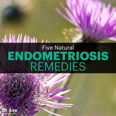 5 Natural Endometriosis Remedies - DrAxe.com