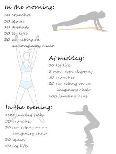 3/day work out how-to-get-healthy