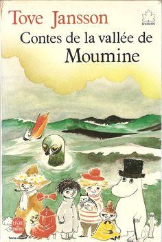 """Tove Jansson, """"Contes de la vallée de Moumine"""""""