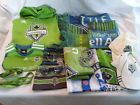 For Sale - Lot of Seattle Sounders FC Cap Hat Beanie Lanyard Scarf Sunglasses Hoodie XXL - See More at http://sprtz.us/SoundersEBay