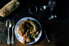 it's the type of weather for cassoulet :: mimi thorisson