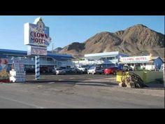 ▶ Clown Motel Tonopah Nevada - YouTube