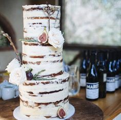 Autumn Inspired Cakes / by Love In A Cake (Byron Bay)