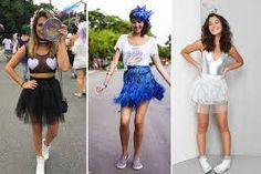 Blog Super Feminina: Looks de Carnaval