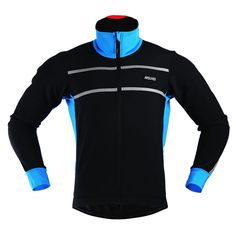 Men s Bicycle Winter Cycling Jacket Men Jersey Mountain Bike Jackets  Breathable Windproof Clothing High Quality Online cc7f42a89