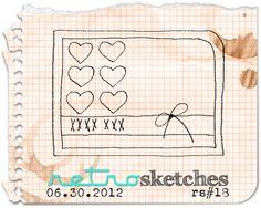 Soapbox Creations: Retro Sketches #18