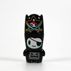 Pirate Nero 8GB MIMOBOT, $18, now featured on Fab.