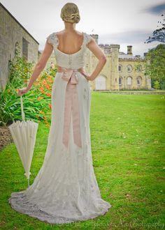Jane Austen inspired shoot by AphroditeNet Photography.