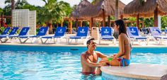 Gran Sunset Princess All Suites & Spa Resort ***** #princesshotels #riviera #maya #mexico #Familias #Niños #Todo #incluido #Spa #Reuniones #Bodas #Resorts