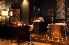 Luxury Hotel Rooms in Edinburgh — No. 11 Hotel