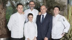 The Italian chef Massimo Bottura is set to open his new restaurant, Ristorante Italia (courtesy for these new exclusive pictures) on May 27th inside the new Eataly in Istanbul. http://www.finedininglovers.com/blog/news-trends/massimo-bottura-pictures-restaurant-istanbul/ #MassimoBottura #Istanbul #ItalianCuisine #BestChefsintheWorld