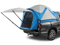 NEW:2017 Honda Ridgeline Bed Tent at Partscheap.com