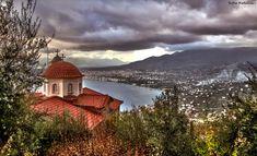 Monastery Evangelistria, Skiathos-greece