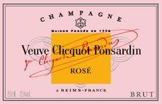 Veuve Clicquot Rose! Fave Champagne