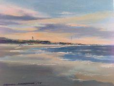 Terschelling gróene strand Door Herman Dasselaar