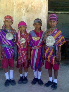 custom ching Lakor island - Southwest Maluku district