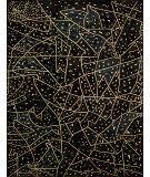 RugStudio presents Nourison Kalahari KL01 Black Hand-Tufted, Good Quality Area Rug
