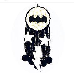 Dark knight dream catcher super hero batman hero by PoshPaxDesigns