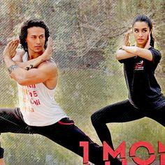 Tiger And Shraddha Gear Up For Baaghi