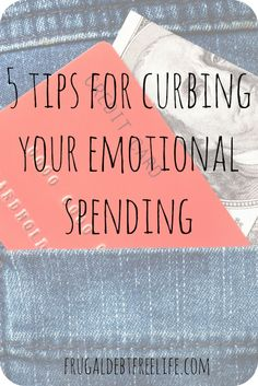While there is certainly nothing wrong with rewarding yourself for hard work, emotional spending can wreck your budget. It can also lead to money fights in your relationships, particularly if you're hiding your purchases or spending habits from your spouse. So how do you curb emotional spending?