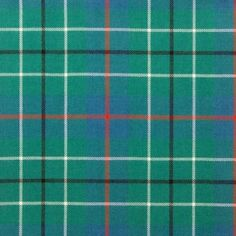 Duncan Ancient Lightweight Tartan by the meter – Tartan Shop