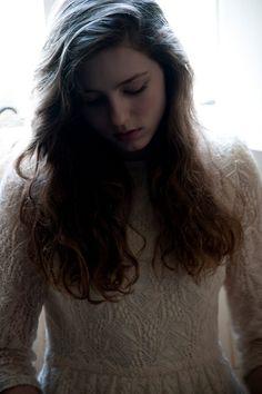 model: Jasmine Van Den Bogaerde