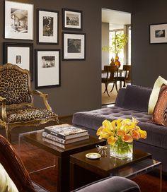 Leopard Print Sofa Design, Pictures, Remodel, Decor and Ideas
