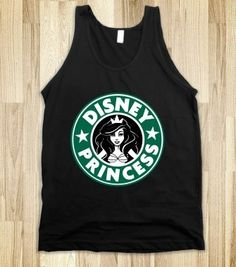 Mermaid Disney Princess Tank