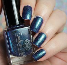 Emily De Molly : Emily De Molly Twenty Second Dynasty Shop here- www.color4nails.com Worldwide shipping available