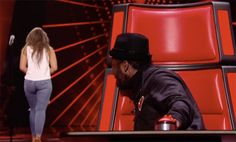Shock on The Voice UK as coaches break a golden rule of the show and meet rejected Blind Audition singer Ciara Harvie