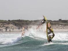 Penmarc'h et Plomeur - La Torche | coupe du monde de windsurf  - à la pointe de La Torche en Plomeur  - 21 octobre 2014   à  16H46 © Paul Kerrien https://en-photo.fr Finistère Bretagne