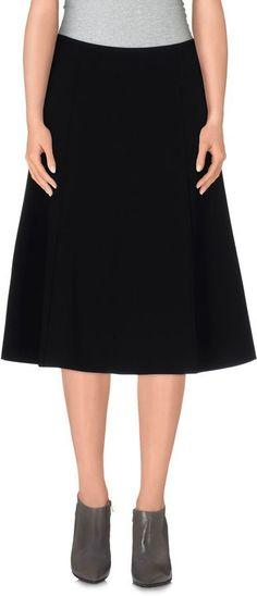 Stefanel Knee length skirts