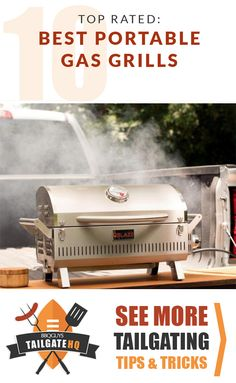 Find everything you need to enjoy the big game from the comfort of your home. No parking pass required. Electric Bbq Grill, Best Gas Grills, Portable Grill, Big Game, Tailgating, Top Rated, Charcoal, Tips, Gadgets