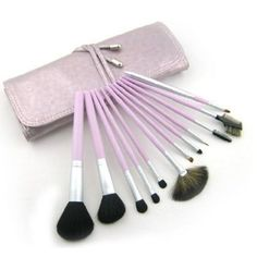 *soft and comfortable feeling of the brush  *fine quality and pretty color  *ladies will need it