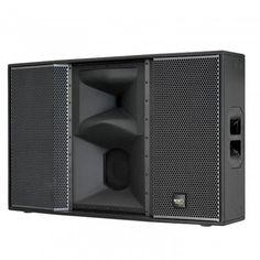 """Enceinte HD 3 Voies Passive 4x12"""", 8"""", 1 Moteurs 3"""", 1600 Watts SL412 Kv2 Audio"""