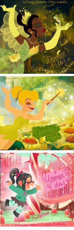 Princess Beauty Case — Happy Women's day!!!!