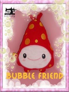 10EMBROIDERY Project Bubble Friends CUDDLE 003 PHOTOS (34K)