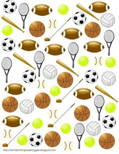 Find, Tally and Graph- Sports